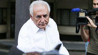Bizonyíték hiányában felmentették DSK-t a kerítés vádja alól