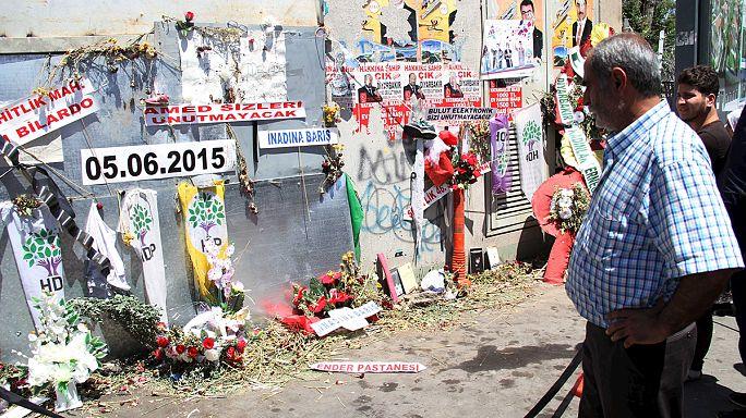 Demirtas accuse l'Etat dans les violences qui ont touché le Sud-est de la Turquie