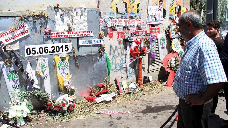 "Turchia, leader filo-curdo Demirtas: ""Stato dietro le violenze a Diyarbakir"""