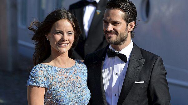 Mariage princier ce samedi en Suède