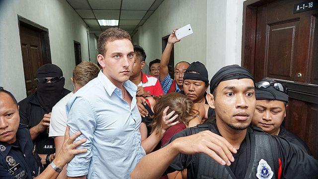 L'expulsion pour quatre touristes nudistes en Malaisie