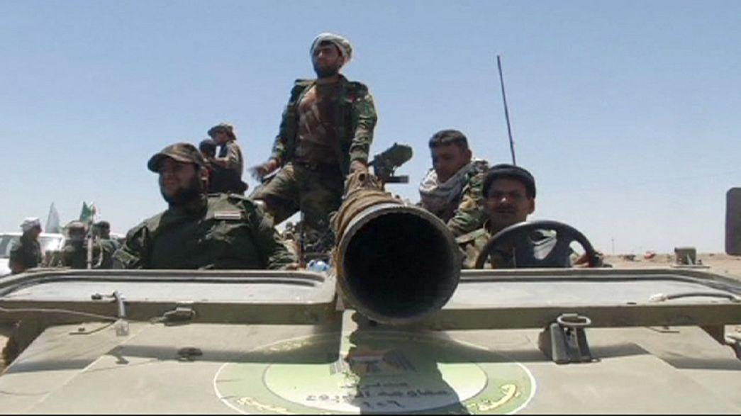 """مسؤول عسكري عراقي """"واشنطن عاجزة عن محاربة التنظيم الجهادي ميدانيا"""""""