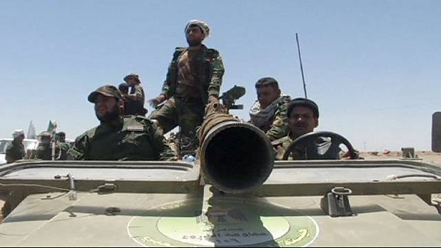 Irak'ta Anbar için savaş sürüyor