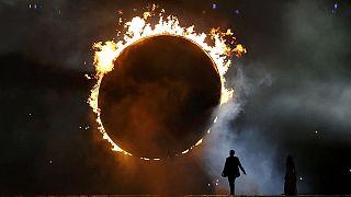 افتتاح بازیهای اروپایی ۲۰۱۵ باکو