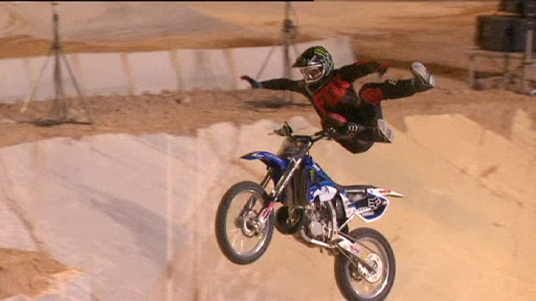 Motocross: Verrückte Choeografien der X-Fighters