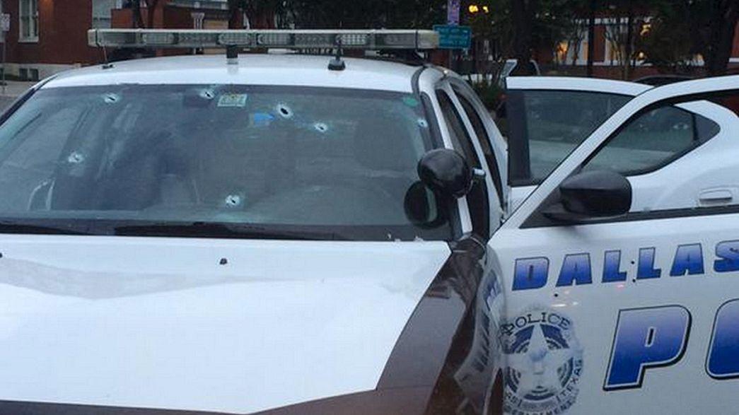 Homem armado que atacou a sede da polícia de Dallas está morto