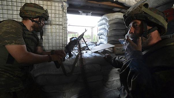 Six Ukrainian soldiers killed in past 24 hours, says military