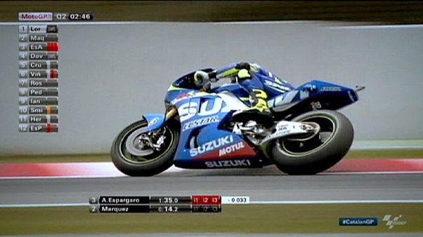 MotoGP: nel Gran Premio di Catalunya le Suzuki dominano le qualifiche
