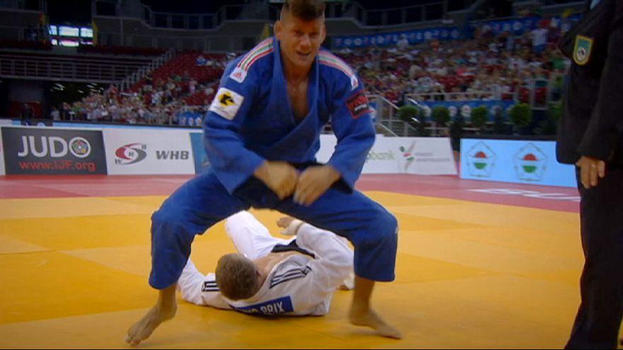 Siete finales en la primera jornada del Gran Premio de Judo en Budapest
