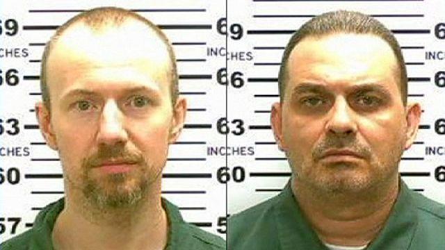 Hajsza a szökött amerikai rabok után
