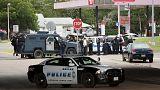 شرطة تكساس تقتل مسلحا اطلق النار على مقر شرطة المدينة