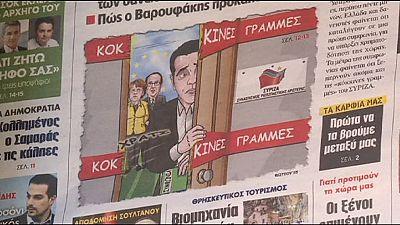 Los griegos preocupados ante la contraoferta de Tsipras en Bruselas