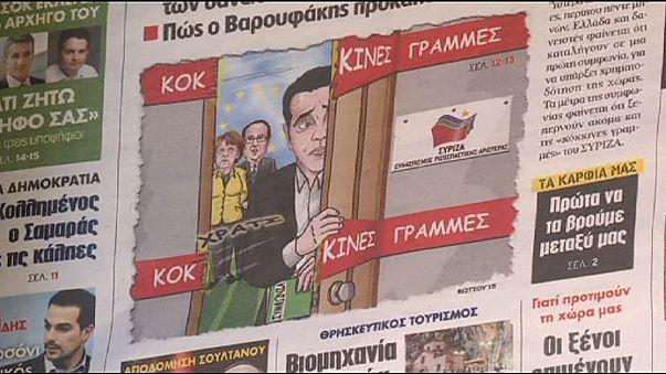 """أثينا مستعدة """"لتسوية صعبة"""" ووفدها يفاوض في بروكسل"""