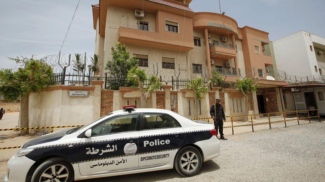 Sequestro: Membros do consulado da Tunísia estão bem