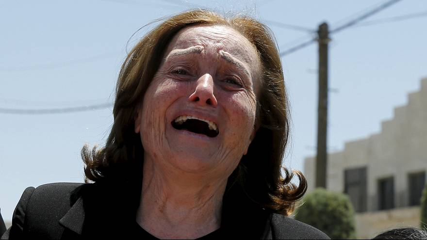 Saddam deputy Tariq Aziz buried in Jordan