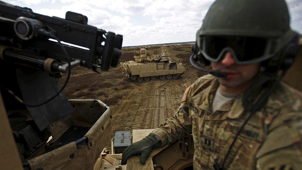 Les Etats-Unis envisagent d'établir une présence militaire sur la frontière avec la Russie