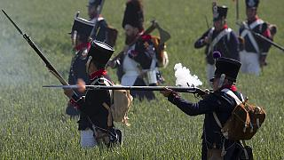 Ligny reconstitui último triunfo de Napoleão antes de Waterloo