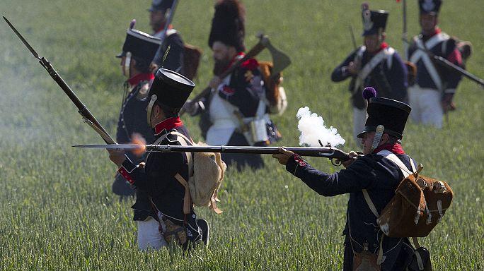 Napóleon újra szétkergeti a poroszokat