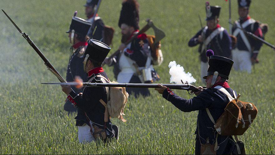 Bélgica conmemora el bicentenario de la batalla de Ligny