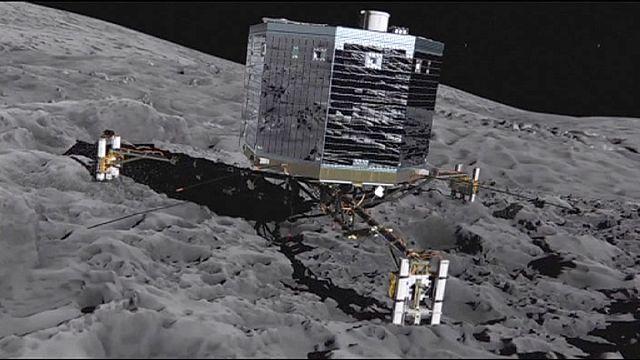 Uzay araştırmalarında sevindirici haber: Philae uyandı