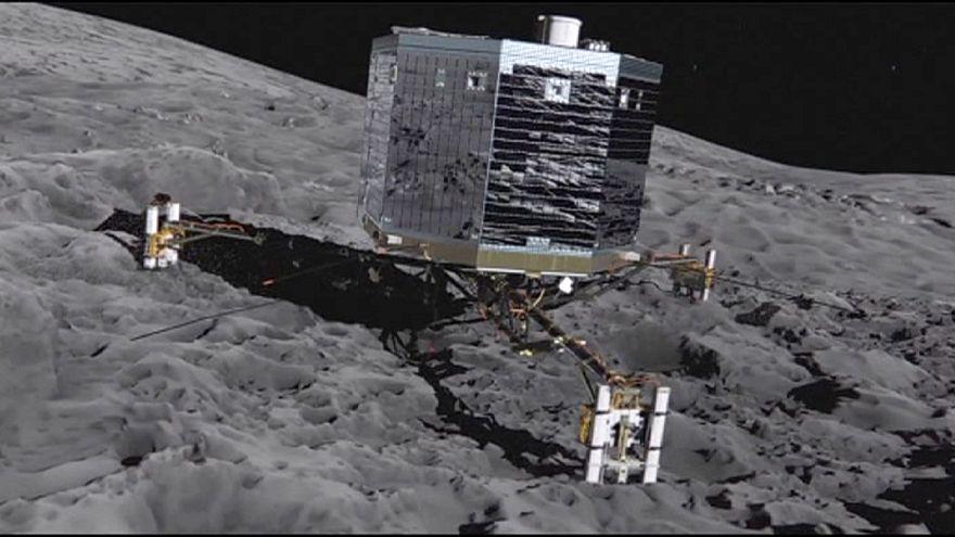Philae reprend du service pour le compte de l'Agence spatiale européenne
