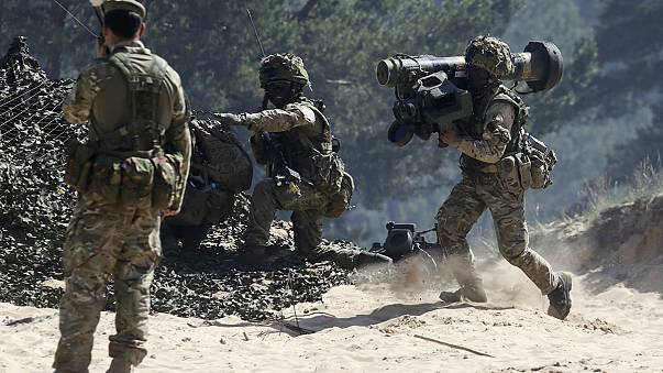 Lithuania confirms plans to host US heavy weaponry