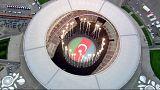 Látványos ünnepséggel kezdődtek az Európai Játékok