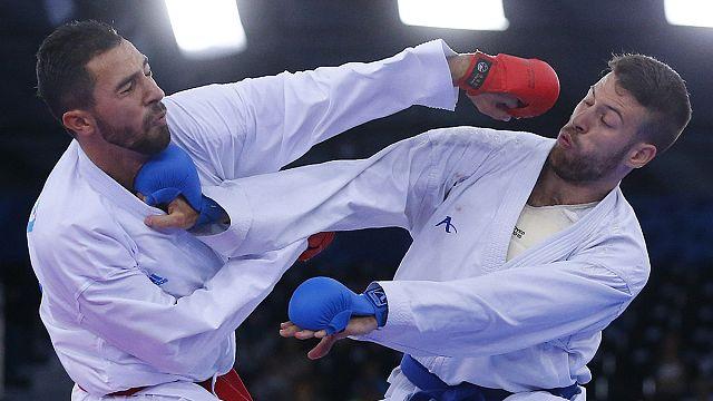 Baku European Games: first days Highlights