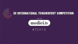 Watch live the XV International Tchaikovsky Competition 1st Gala concert