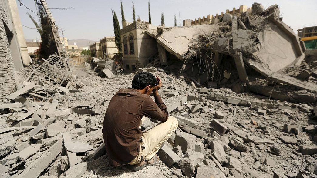 Yemen: da Ginevra Ban Ki-moon chiede una tregua di due settimane