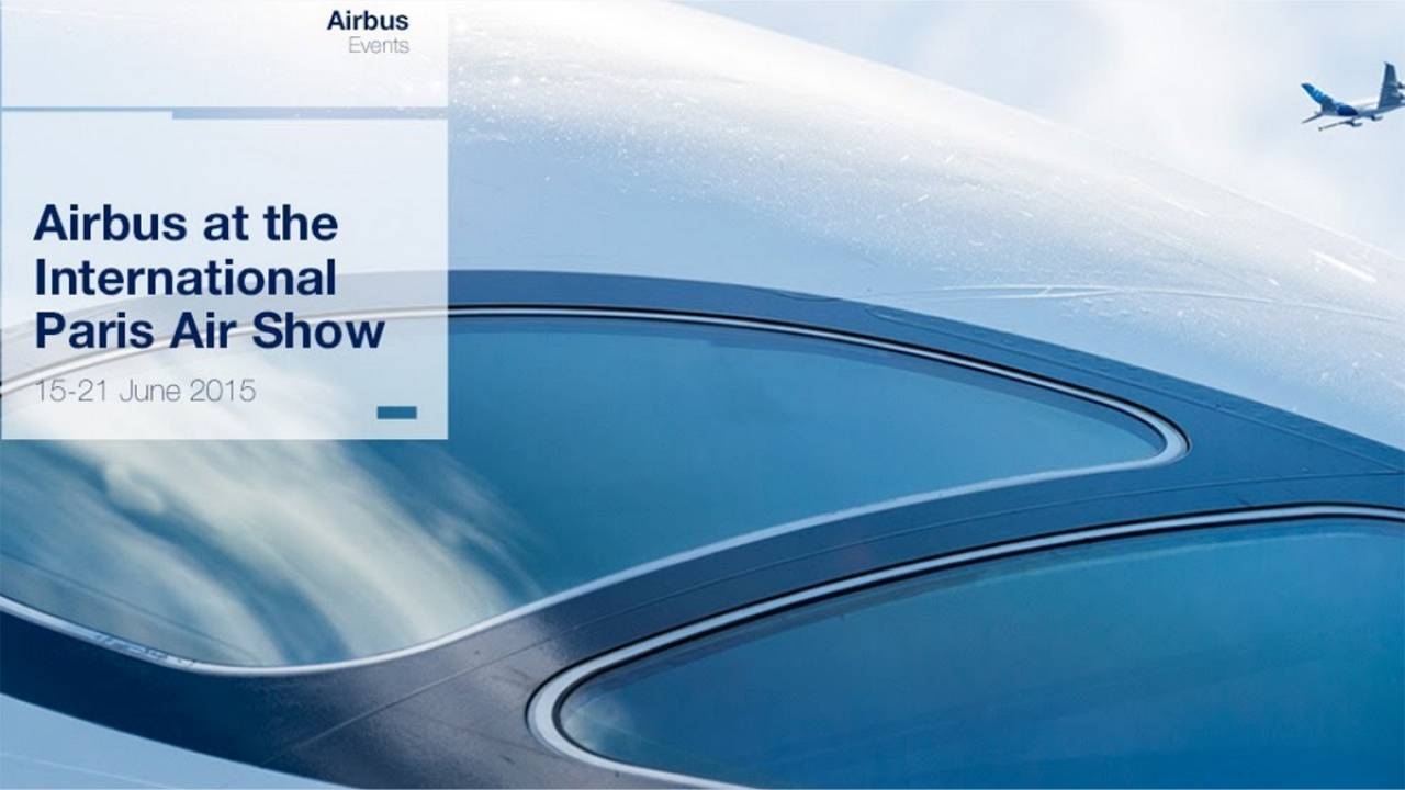 Paris Le Bourget Air Show 2015, live analysis