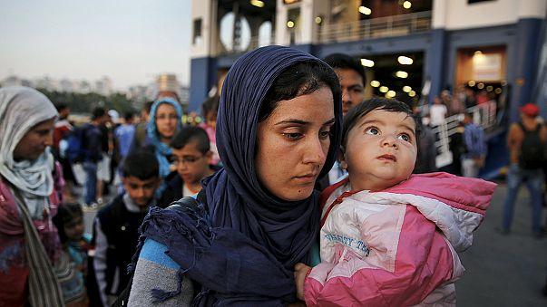 Streit beim Thema Flüchtlingspolitik