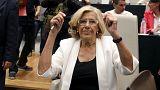Madrid: Manuela Carmena acepta la dimisión de Zapata por unos tuits de 2011