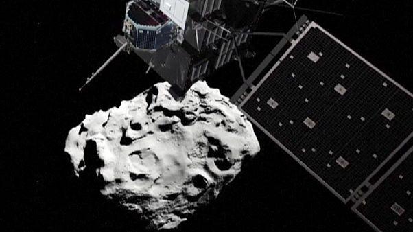 """Модуль """"Филы"""" на комете 67P вышел из спящего режима"""