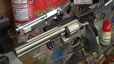 US gunmaker Colt files for bankruptcy
