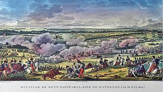 El bicentenario de la batalla de Waterloo, en directo a través de las redes sociales
