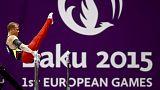 3 magyar arany az Európai Játékokon!
