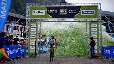 Le VTT en fête au Roc des Alpes
