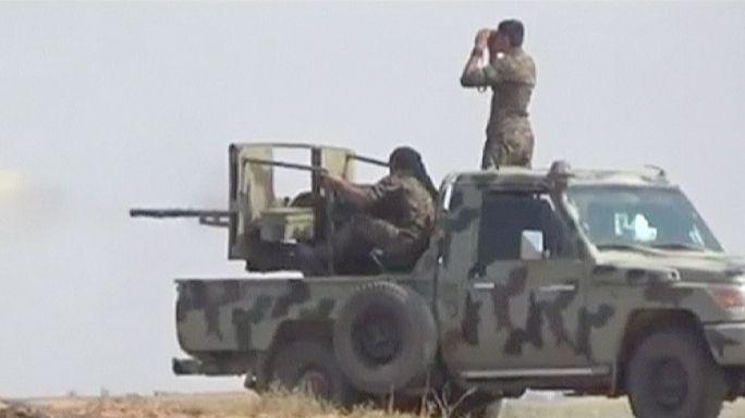Kulcsfontosságú várost foglaltak el a kurdok Szíriában