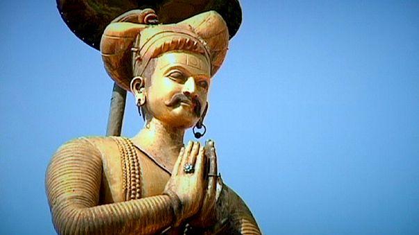 Nepal reabre sus más de 600 monumentos casi dos meses después del terremoto