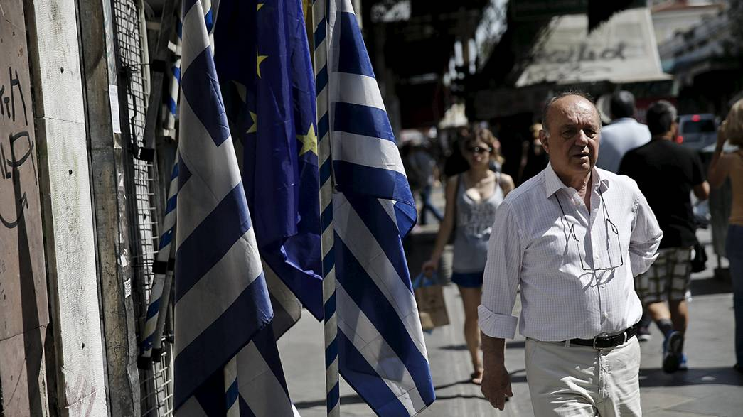 Breakdown of Greek talks sets up EU summit showdown