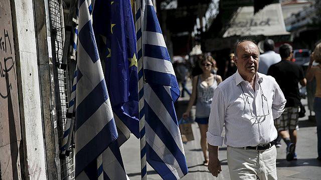 У Греции с ЕС - раздор из-за пенсий
