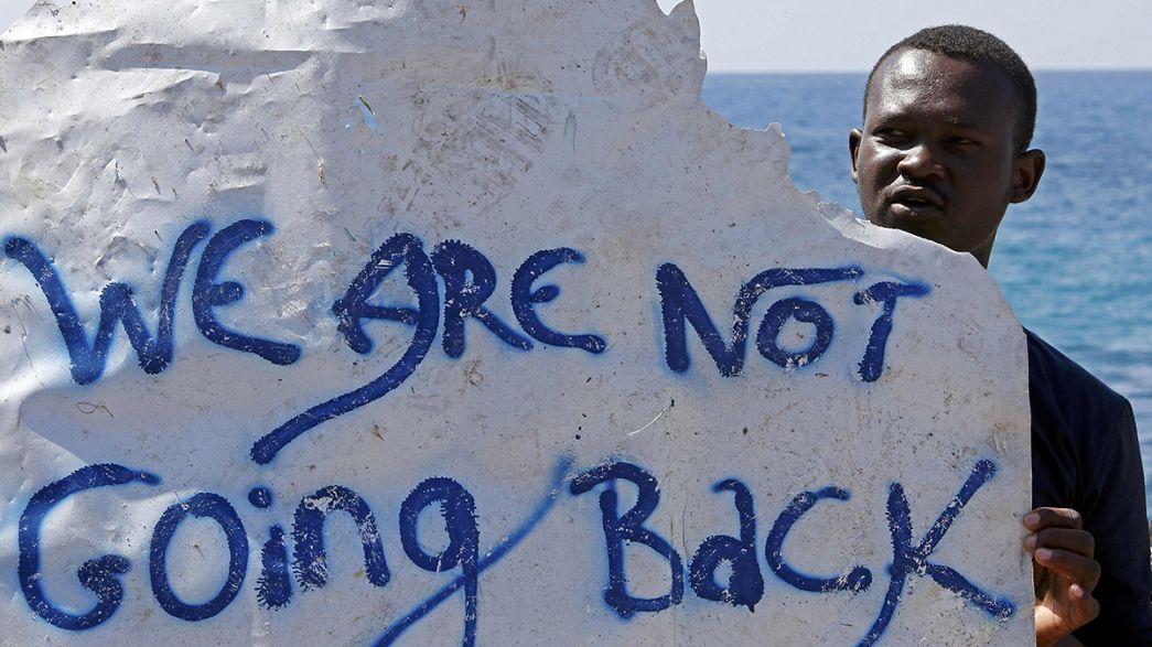 هجرة: حرب كلامية بين ايطاليا وفرنسا