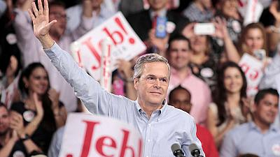 Jeb Bush vows to 'fix' Washington as he launches US presidential bid