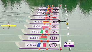 سباستین برندل، سریعترین قایقران بازیهای باکو