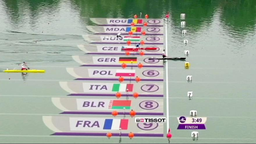Baku 2015: O primeiro ouro para Portugal chegou no ténis de mesa