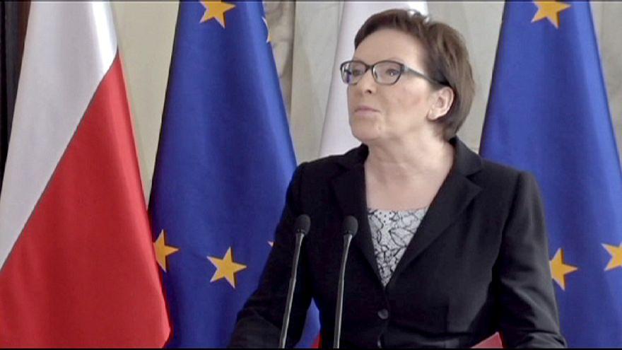Polen: Kopacz gibt neue Minister bekannt