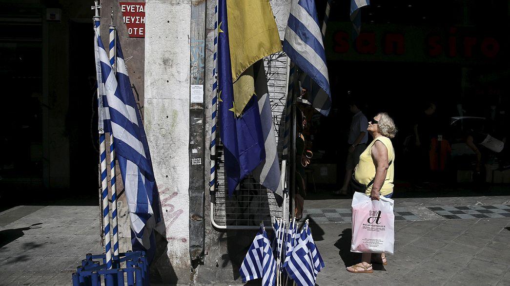 Reunião do Eurogrupo sem propostas gregas