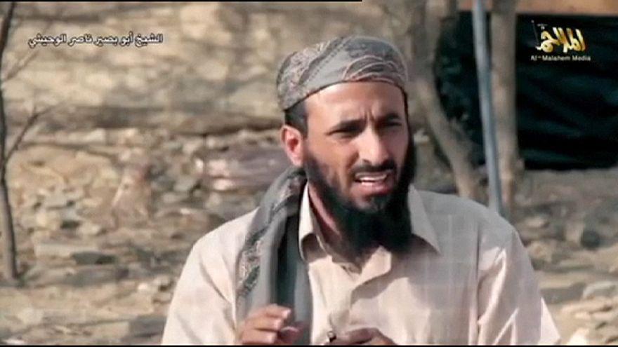 مقتل ناصر الوحيشي زعيم تنظيم القاعدة في شبه جزيرة العرب و تعيين قاسم الريمي خلفاً له