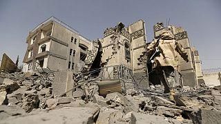 Sana'da halk çaresiz